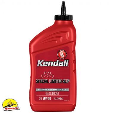 Масло трансмиссионное Kendall Special Limited-Slip 80W-90, 0,946 л