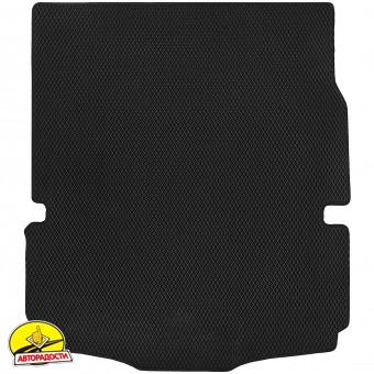 Коврик в багажник для Dodge Durango '10-, EVA-полимерный, черный (Kinetic)
