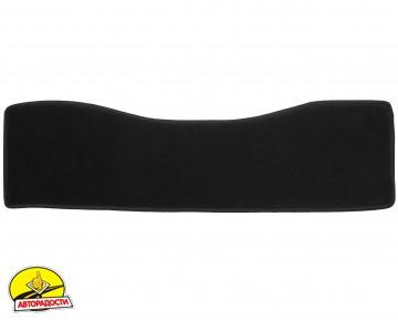 Коврики в салон для Infiniti M (Q70) '11- текстильные, черные (Премиум)