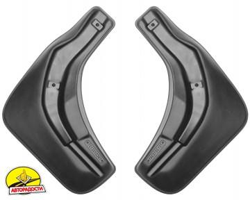 Брызговики задние для Honda CR-V '12- (Lada Locker)