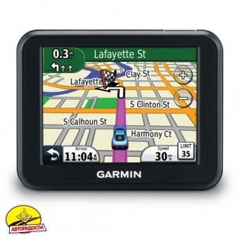 Автомобильный навигатор Garmin Nuvi 30