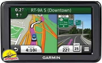 Автомобильный навигатор Garmin Nuvi 2455