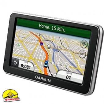 Автомобильный навигатор Garmin Nuvi 140T CE