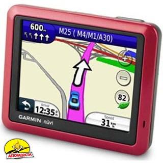 Автомобильный навигатор Garmin nuvi 1245 - Автомобильный навигатор Garmin nuvi 1245 НавЛюкс