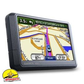 Автомобильный навигатор Garmin nuvi 215W - Автомобильный навигатор Garmin nuvi 215W НавЛюкс