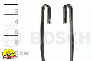 Щётки стеклоочистителя бескаркасные Bosch AeroTwin Retrofit 600 и 400 мм. (к-кт) AR 601 S