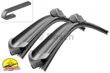 Щётки стеклоочистителя бескаркасные Bosch AeroTwin Retrofit 650 и 650 мм. (к-кт) AR 651 S