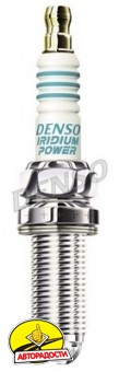 Свеча зажигания Denso Iridium Power IKH24, 1 шт.