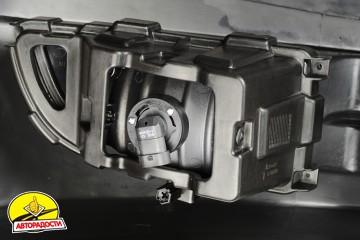 Противотуманные фары для Mitsubishi Lancer 9 '06-09 комплект (Dlaa) полноразмерные