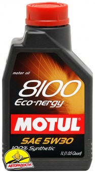 MOTUL 8100 Eco-nergy 0W-30 (5л)
