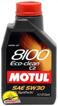 MOTUL 8100 Eco-Clean 0W-30 (1л)