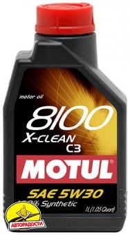 MOTUL 8100 X-clean 5W-30 (5л)