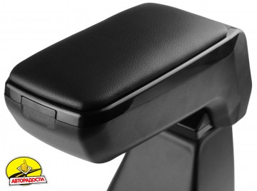 Подлокотник Armster S для Toyota Yaris '06-10 с адаптером (чёрный)