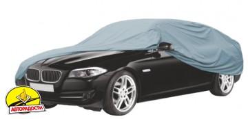 Тент автомобильный для седана Vitol Peva+Non-PP Cotton XL (CC13402)