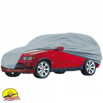 Тент автомобильный для джипа / минивена Vitol Peva+Non-PP Cotton XXL (JC13402)
