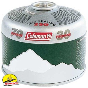 Газовый картридж  Dome 250 - Газовый картридж  Dome 250