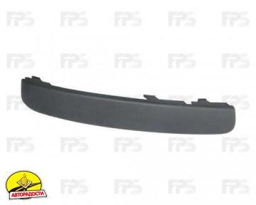 Накладка (ресничка) на решетке п/тум. левая Ford C-Max '03-07 (FPS)