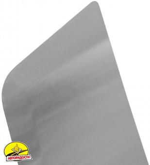 Накладка с загибом на бампер для Chevrolet Cruze '09- универсал (Premium)