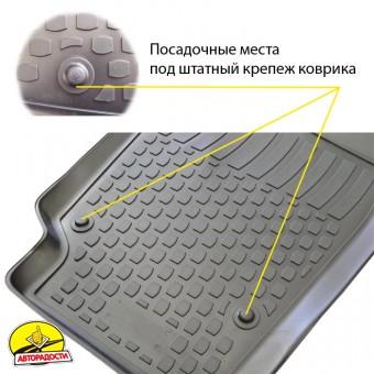 Коврики в салон для Lada (Ваз) 2101-2107 полиуретановые (L.Locker)