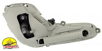 Противотуманные фары для Hyundai Accent (Solaris) '11-15 комплект с проводкой (Dlaa)