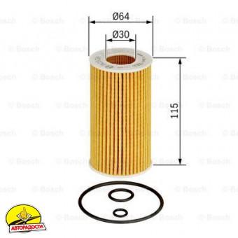 Масляный фильтр Bosch 1 457 437 001