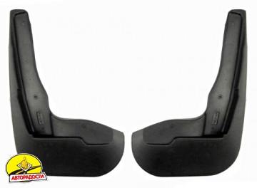 Брызговики передние для Subaru Outback '12-14 (Nor-Plast)