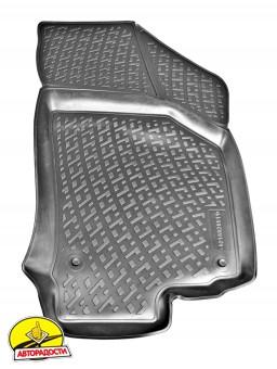 Коврики в салон для Skoda Octavia A5 '05-13 полиуретановые (L.Locker)
