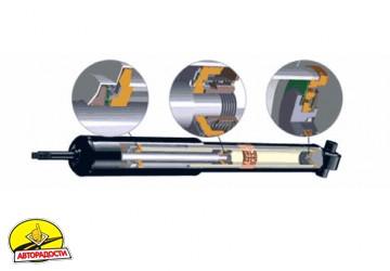 Амортизатор передний Kayaba Excel-G 343097 левый/правый, газомасляный
