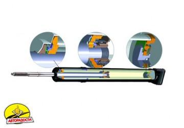 Амортизатор передний Kayaba Premium 443122 левый/правый, масляный