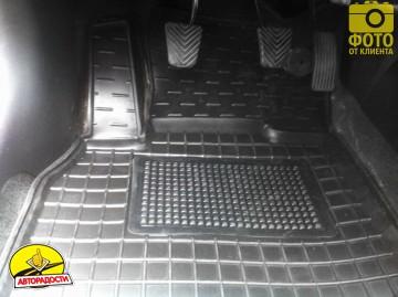 Отзывы - AVTO-Gumm Коврики в салон для Mitsubishi Lancer 9