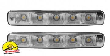 Дневные ходовые огни универсальные SKD-001-2
