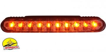Дневные ходовые огни универсальные SKD-025 с функцией поворотов