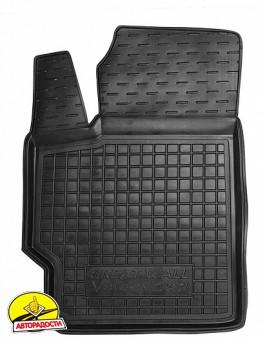 Коврик в салон водительский для Great Wall Voleex C30 '10- резиновый (AVTO-Gumm)