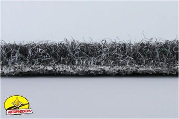Коврики в салон для Chery QQ3 S11 '03- текстильные, серые (Люкс)