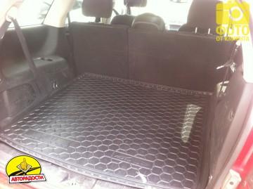 Коврик в багажник для Fiat Freemont '11-, резиновый (AVTO-Gumm)