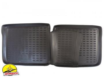 Коврики в салон для Toyota Camry V40 '06-11 полиуретановые (Novline)
