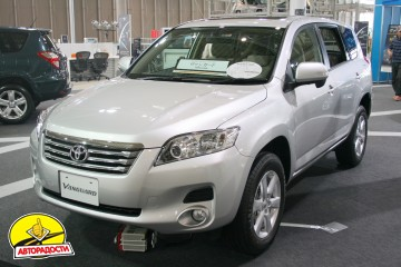 Защитная пленка для фар для Toyota RAV4 '11-12 (AutoProTech)