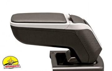 Подлокотник Armster 2 для Opel Agila '08- (Grey Sport, серый)
