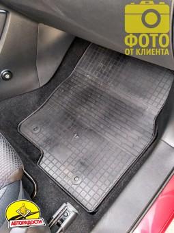 Коврики в салон для Mazda CX-5 '12-17 резиновые (Stingray)
