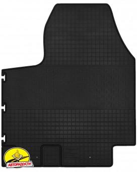 Коврики в салон для Renault Trafic '01-14, резиновые (PolyteP)