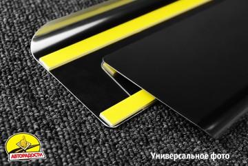 Накладки на пороги для Volvo XC 90 '06-14 (Standart)