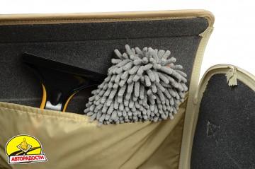 Органайзер в багажник L, бежевый