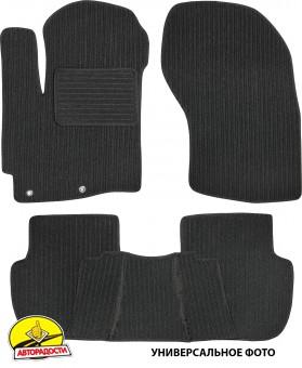Коврики в салон для Opel Adam '13- текстильные, темно-серые (Корона)
