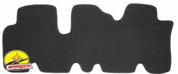 Коврики в салон для Citroen C4 Picasso / Grand Picasso '13- текстильные, темно-серые (Корона)