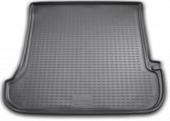 Коврик в багажник для Toyota LC Prado 120 '03-09, полиуретановый (Novline / Element) черный