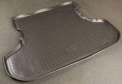 Коврик в багажник для Dodge Avenger '07-13, полиуретановый (NorPlast) черный
