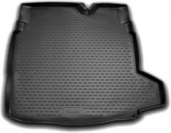 Коврик в багажник для Saab 9-3 '07-13, полиуретановый (Novline / Element) черный
