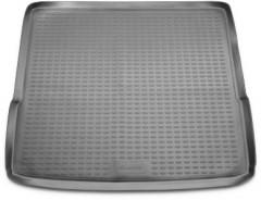 Коврик в багажник для Ford Focus 2 (II) '04-11 универсал, полиуретановый (Novline / Element) серый