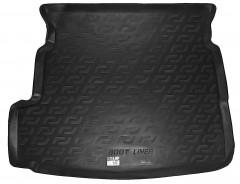 Коврик в багажник для MG 6 '10-,седан, резино/пластиковый (Lada Locker)