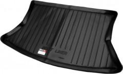 Коврик в багажник для Lada (Ваз) Калина (Ваз) 1119 '04-13, резиновый (Lada Locker)